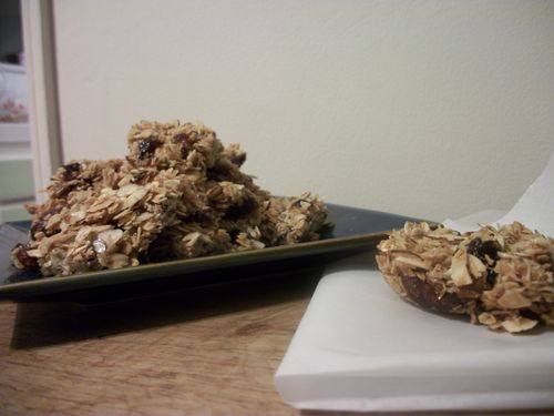 Lunchbox Granola Bars