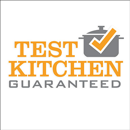 Test Kitchen Guaranteed