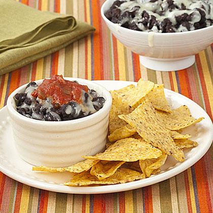 Easy Mexican Black Bean Casserole