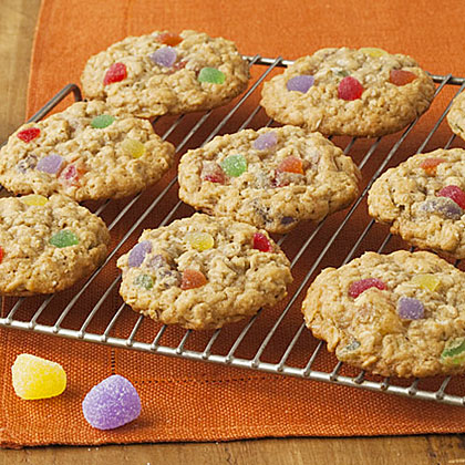 Oatmeal-Spice Drop Cookies