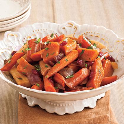 Balsamic Root VegetablesRecipe
