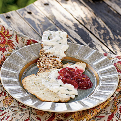 Goat Cheese MousseRecipe
