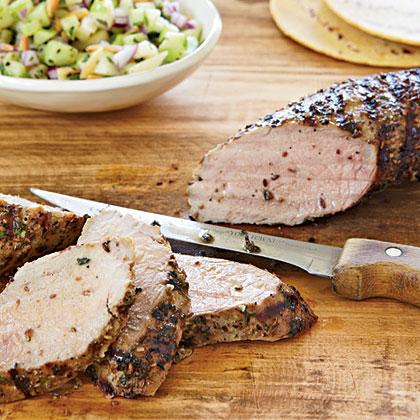 Grilled Pork TenderloinRecipe
