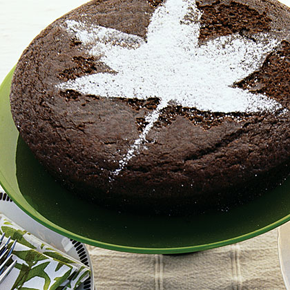 Mexican Chocolate CakesRecipe