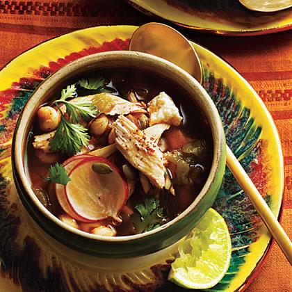 Mexican Turkey Stew