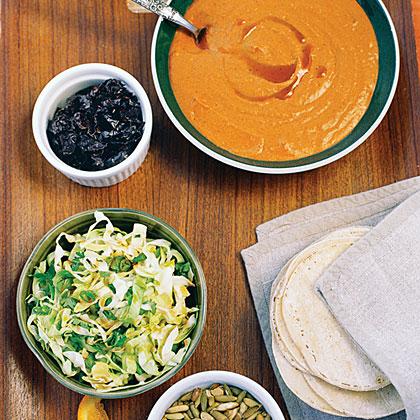 Pumpkin Tacos Recipe