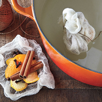 Simmering Spice Bag