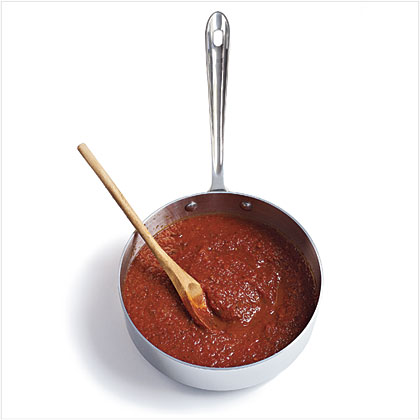 Slow-Roasted Tomato Marinara