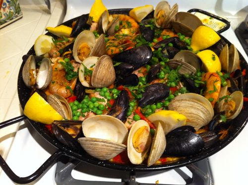 A Taste of Spain: Paella