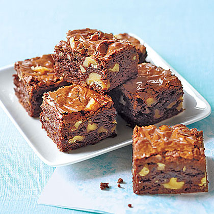 Bite-Size Brownies