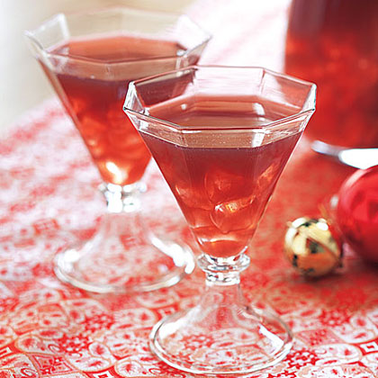 Festive Holiday Drinks—Hold the Spirits