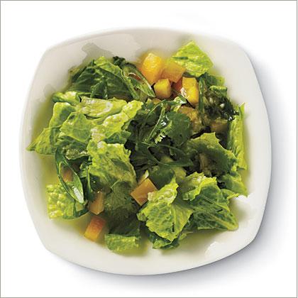 Cilantro-Lime Romaine Salad