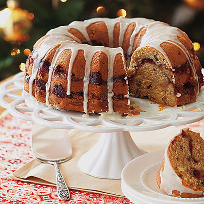 Cranberry-Orange Coffee Cake Recipe