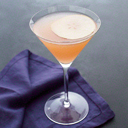 Fresh Pear CocktailRecipe