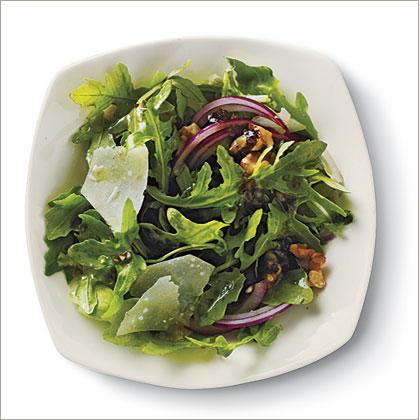 Honey-Balsamic-Arugula Salad