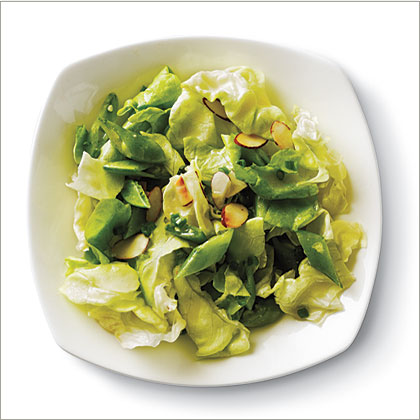 Lemony Sugar Snap Salad Recipe