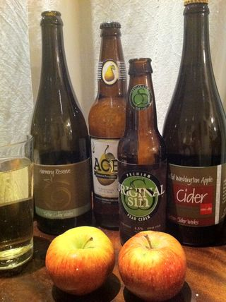 The All-American Drink: Hard Cider