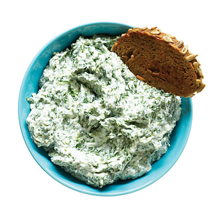 Creamy Spinach and Parmesan Dip Recipe
