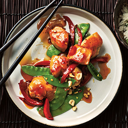 Kung Pao Chicken Recipe MyRecipes