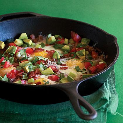 Mexican Eggs Recipe