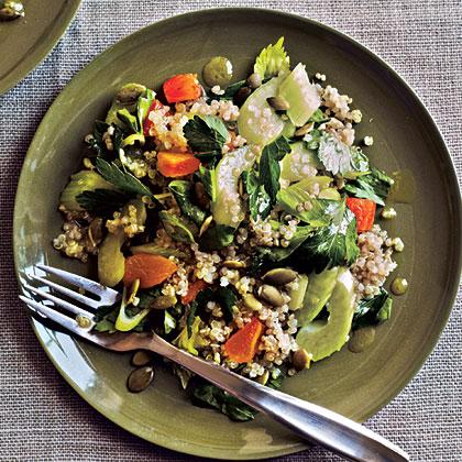 Quinoa and Parsley Salad