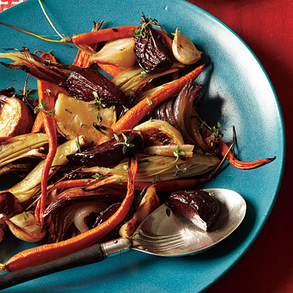 Roasted Winter VegetablesRecipe