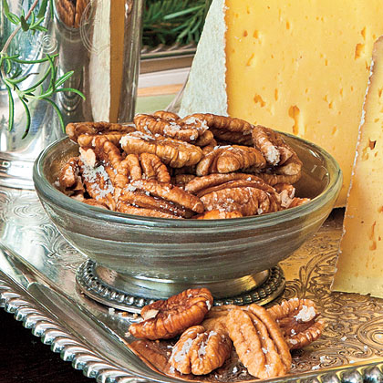Brined Pecans Recipe