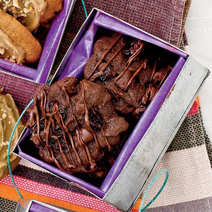 Oregon Chocolate-Cherry Cookies