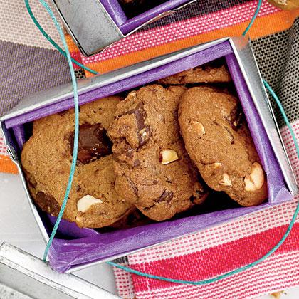 Caribbean Coffee Cookies