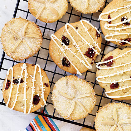 Nantucket Cranberry-White Chocolate Cookies
