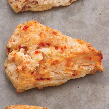 Pimiento Cheese Scones