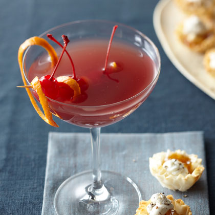 Prosecco St Germain Sparkling Parisian Recipe Myrecipes
