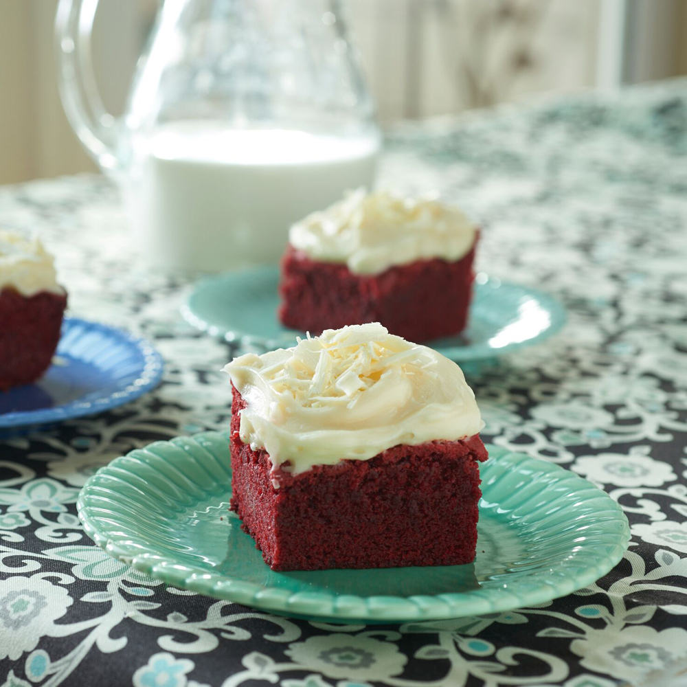mr-Red Velvet Brownies Image