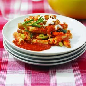 Baked Pasta Primavera Casserole by Ragu®