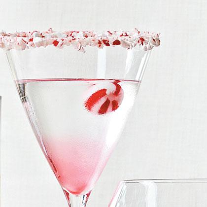 Candy Cane MartiniRecipe