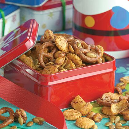 Munch & Crunch Snack Mix Recipe