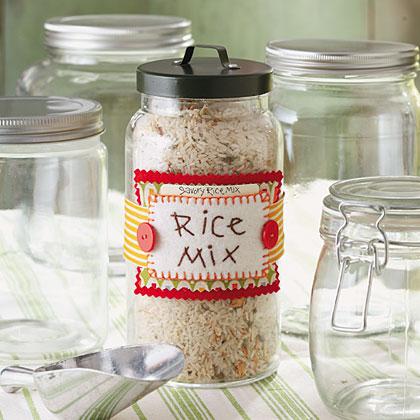 Savory Rice Mix