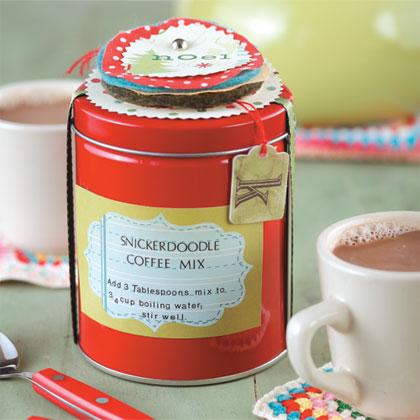 Snickerdoodle Coffee MixRecipe