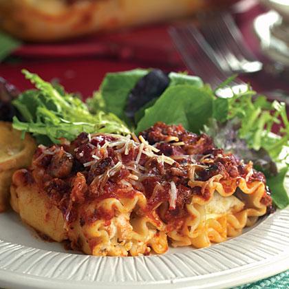Lasagna RollsRecipe