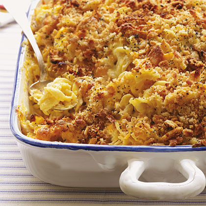 Easy pasta and chicken casserole recipes