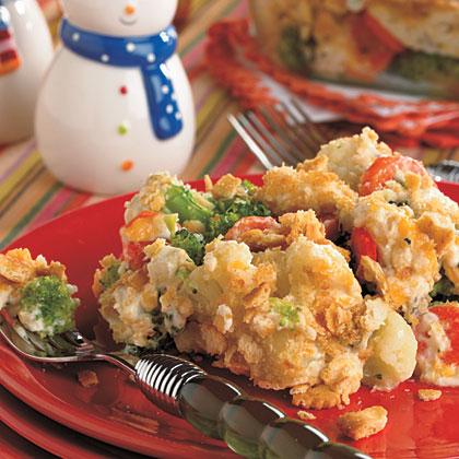 Mom's Broccoli Casserole Recipe