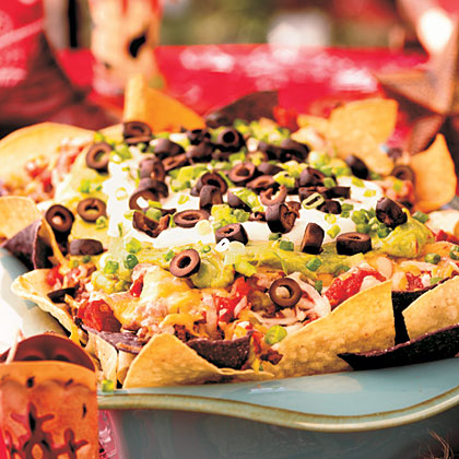 Nachos Magnifico Recipe Myrecipes