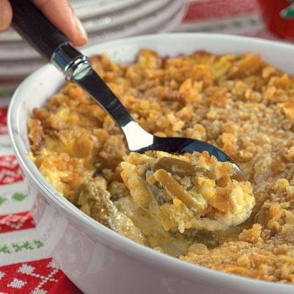 Shoepeg & Green Bean Casserole