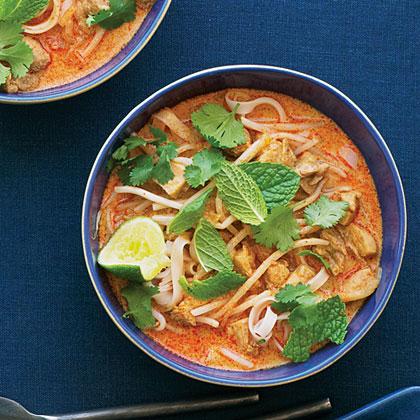 Chicken Laksa Recipe Myrecipes