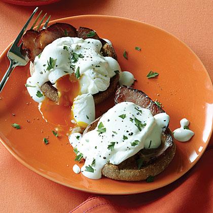 Eggs Benedict Light Recipe