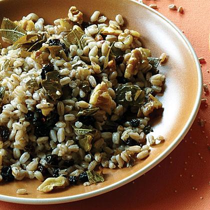 Farro Dolmas Salad Recipe