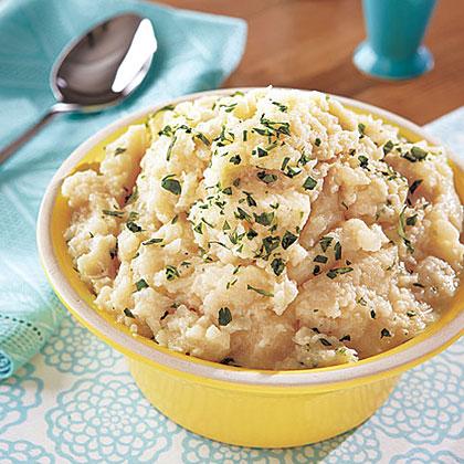 Mashed CauliflowerRecipe