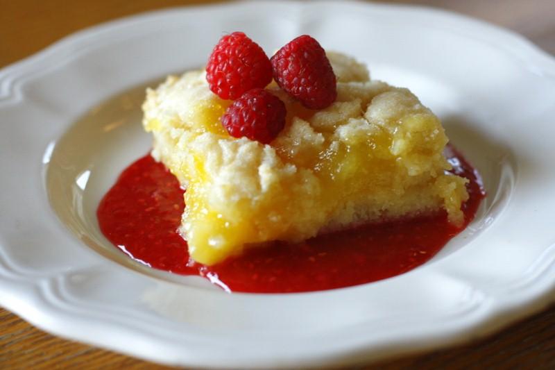 Recipe: Lemon Curd Cake
