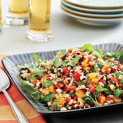 Lucky Black-eyed Pea Salad Recipe