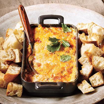 Baked Tex-Mex Pimiento Cheese Dip Recipe